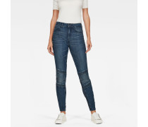Motac Deconstructed 3D High Waist Skinny Jeans