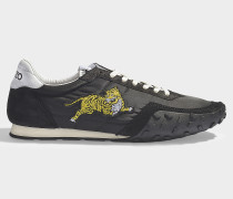 Sneaker  Move aus schwarzem Nylon