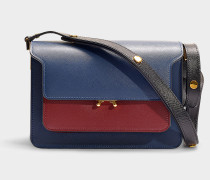 Trunk Medium Bag in Multicoloured Matte Calf