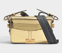 Mini Tasche Mirror mit Taschenklappe