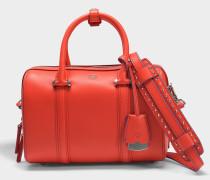 Boston Small Bag aus Merigoldfarbenem Orange Matisse