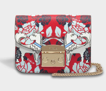 ropolis Mini Crossbody Tasche aus Toni Ruby Ares Leder