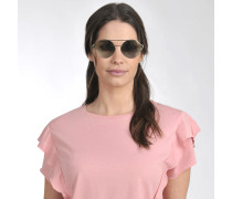 V-Powerful Sonnenbrille aus Metall
