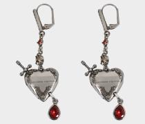 Ohrringe Heart