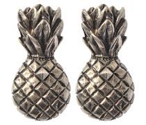 Clip-Ohrringe Tropical Dream Pineapple