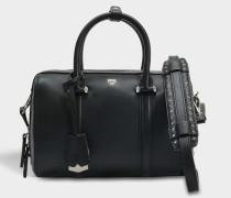Boston Small Bag aus schwarzem Nylon