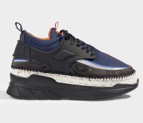 Sneaker Espadrilles K Elastic aus Neopren in Anthrazit