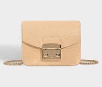 Mini Bag mit Schulterriemen Metropolis