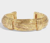 Armband Thalia aus vergoldetem Messing