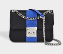 Center Stripe Sloan Editor medium shoulder bag