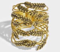 Armband Blé aus vergoldetem Messing