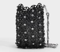 Mini 1969 Tasche aus schwarzem Messing