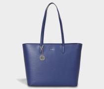 Sutton Large Tote Bag aus Iris gemustertem Leder