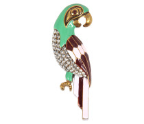 Brosche Charms Tropical Parrot