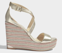 Portia 120 cross front wedges