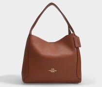 Tasche Hadley Hobo aus braunem Leder