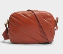 Meryl Tasche aus Brique Leder