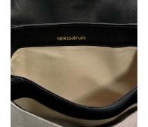 Gemma Crossbody Tasche aus sandfarbenem Leinen