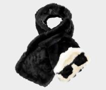 Schal aus Fake-fur k/ikonik