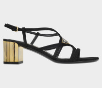 Emmy sandal with mosaic