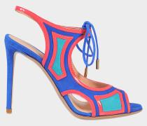 Outliner Schnür-Sandalen