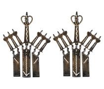 Ohrringe Loveblade