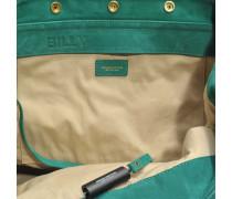 Billy M Tasche aus Nubuk Menthe Ziegenleder