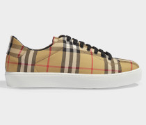 Westford vintage check Sneaker
