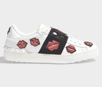 Open lips Sneaker