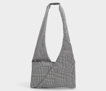Handtasche Japanese Crossbody aus Synthetikmaterial