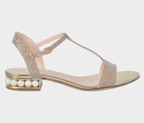 Sandalen Casati mit Perlen 18mm