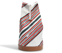 Bucket Tasche Hand Carry aus Espelette Kalbsleder