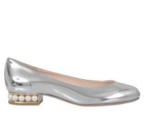 Ballerinas Casati mit Perlen 18mm