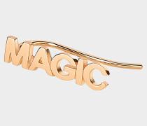 Solo Fairy Magic Ohrring aus 18K Roségold