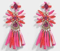 Ohrringe Sicily Pink