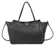 Shopper Rockstud Rolling Medium