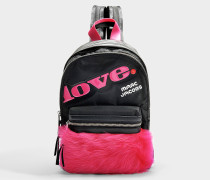 Rucksack Treck Pack Fur Love Medium