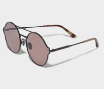 Sonnenbrille mit Antireflex-Gläsern