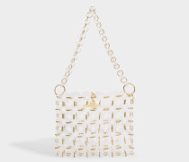Jasmin Bag in Clear Acrylic