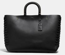 Tasche Rogue mit Details aus Leder