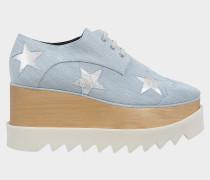 Sneakers Elyse Stars Denim