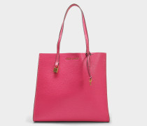 The Grausd Tote Bag aus Hydrangea Kuhleder