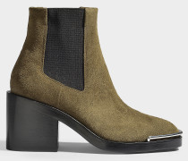Haley Suede chelsea boots