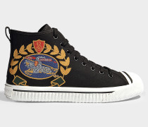 Kingly embroidered high top Sneaker