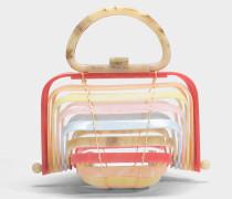 Acryl Lilleth Tasche aus sandfarbenem Acryl