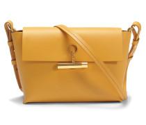 The Pinch Crossbody Tasche aus butterfarbenem Kuhleder