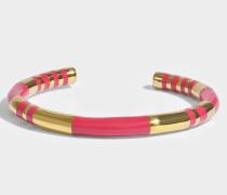 Positano Bracelet aus Pivoine Dipped 18K vergoldetem Messing