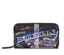 Portemonnaie mit Reißverschluss Skeychbook