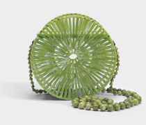 Acryl Luna Tasche aus Jade Acryl