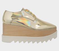 Elyse Sneakers zum Schnüren mit Plateau